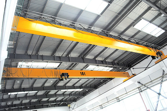 10 Ton Traveling Crane For Sale