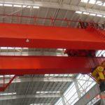 Grúa aérea de 15 toneladas