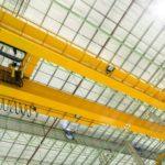 Grúa aérea de 30 toneladas