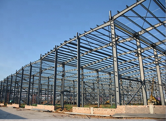 Compact Steel Structure Factory