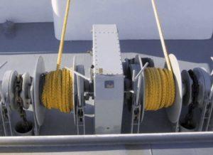 Cabrestante eléctrico para barcos de alta calidad