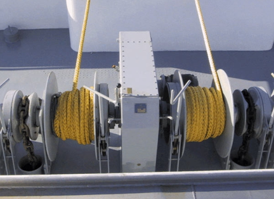 Electric Boat Winch High Quality