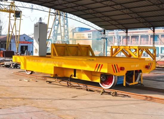 Electric Flat Transfer Cart Pakistan