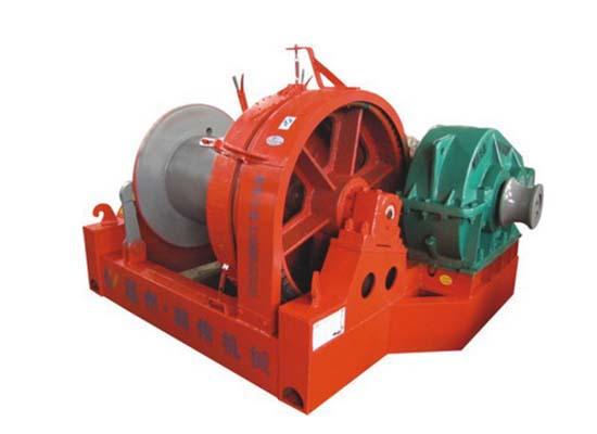 AQ-JKL Cabrestante eléctrico de 10 toneladas