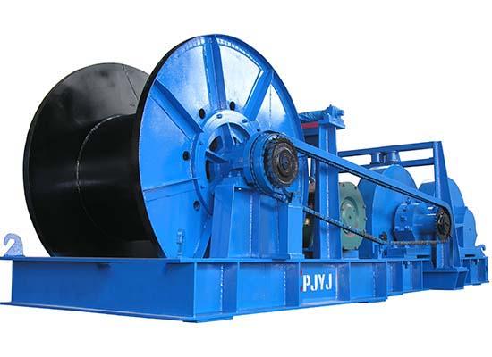 AQ-JMM Se vende un cabrestante de 10 toneladas
