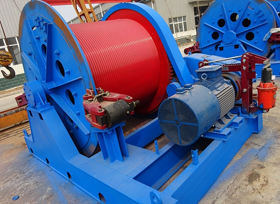 AQ-JMM Cable Winch For Sale