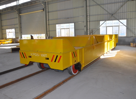 Powerful Rail Transfer Cart