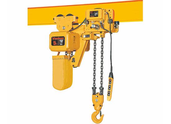 Polipasto de cadena fiable de 5 toneladas