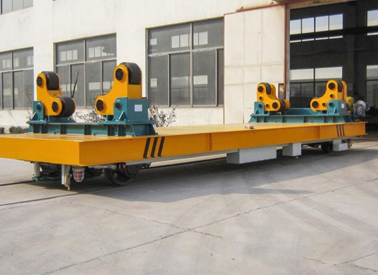 Carro de transporte de materiales fiable