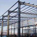 Taller de estructuras de acero