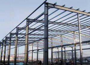 Venta de estructuras de acero estables