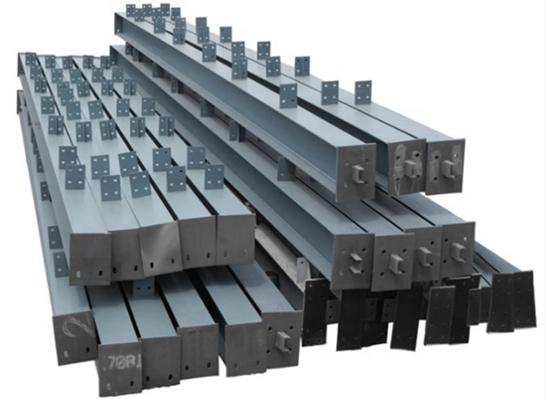 Pieza de almacén de estructura de acero
