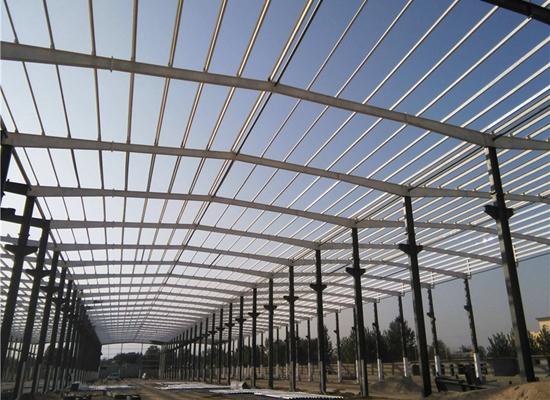 Estructuras industriales de acero de alta calidad