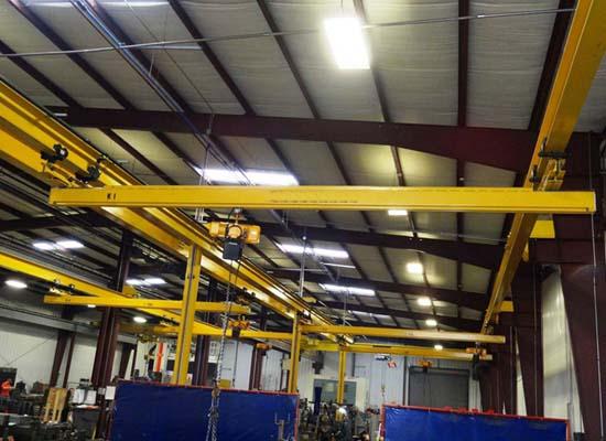 1 Ton Single Girder Crane