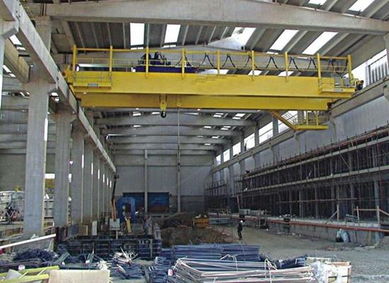 Precio de fábrica de la grúa puente de 40 toneladas