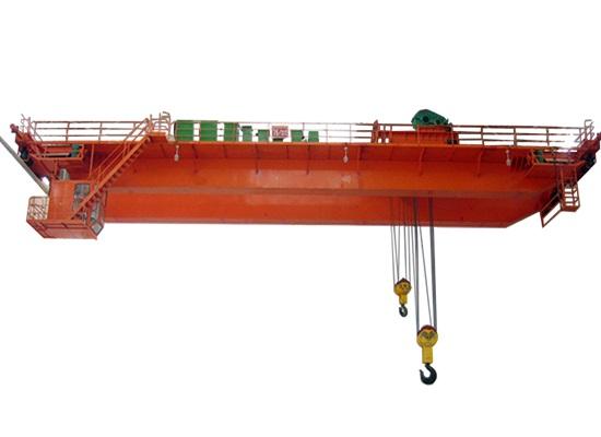 50 Ton Overhead Crane Double Girder Crane