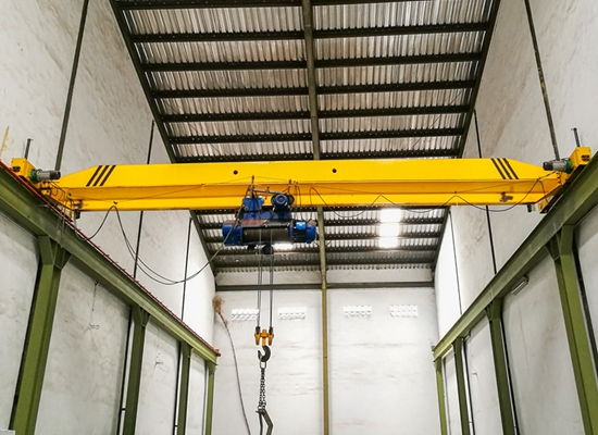 Electric Overhead Travelling Crane For Sale