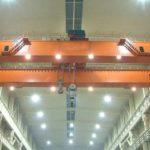 Grúa aérea de 40 toneladas