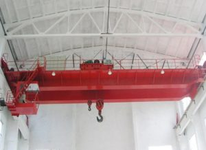 Confiable 20 toneladas puente grúa para la venta
