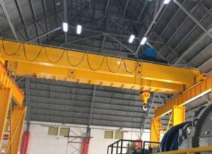 Grúa de funcionamiento superior Eot Crane