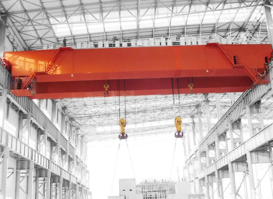Flexible Mobile Overhead Crane