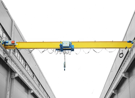 Portable Monorail Overhead Crane