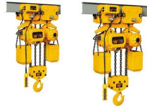 Polipasto eléctrico de cadena de 10 toneladas
