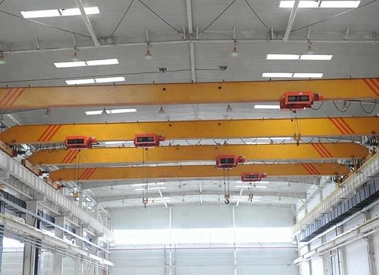 Puente grúa ligero de 5 toneladas