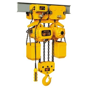 Polipasto eléctrico fiable de 10 toneladas