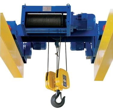 Polipasto eléctrico de cable de 10 toneladas