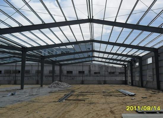 Industrial Heavy Steel Structures