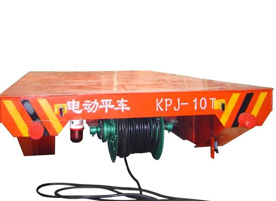 Carro de transferencia de bobinas de gran carga