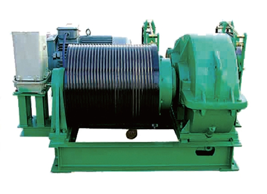 Small Electric Winch Top Quality