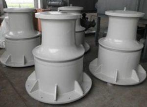 Cabrestante hidráulico de alta calidad