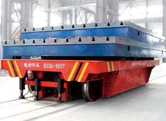 Carro de transferencia industrial de alta calidad