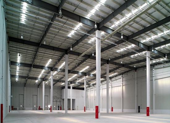 Estructuras de acero prefabricadas de alta calidad
