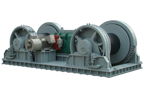 Large Winch 35 Ton Hydraulic Winch