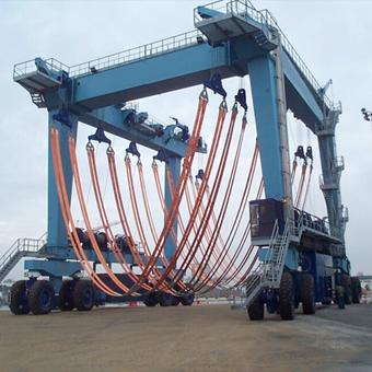 Marine Travel Lift 100 Ton