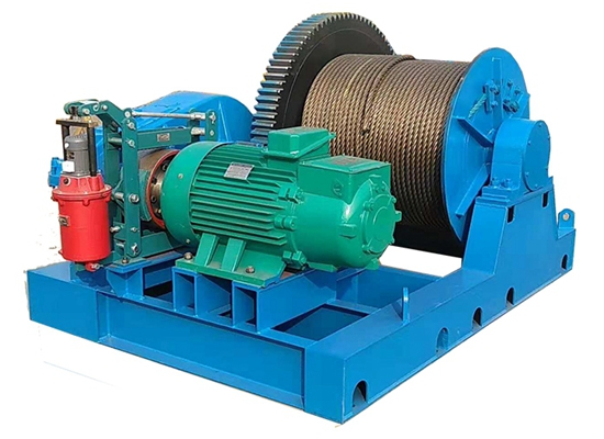 20 Ton Winch Top Quality