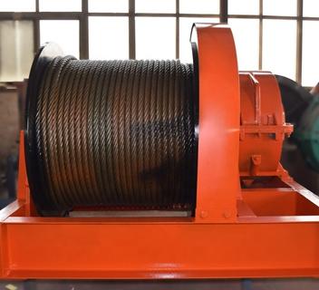 Cabrestante fiable de 70 toneladas