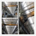 Grúa aérea de 10 toneladas AQ-HD para nuestro cliente