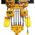 Usos y características del polipasto eléctrico de cadena