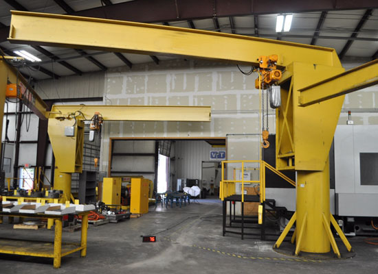3 Ton Column Jib Crane For Sale