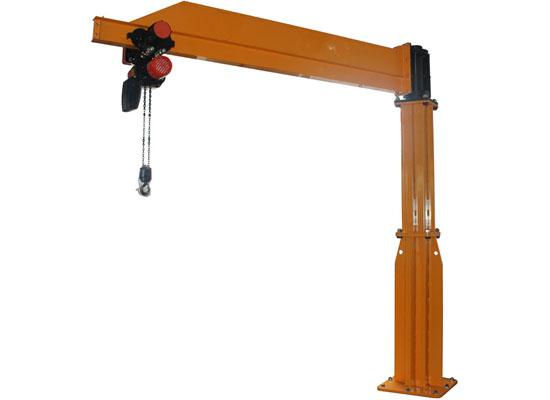 3 Ton Slewing Jib Crane