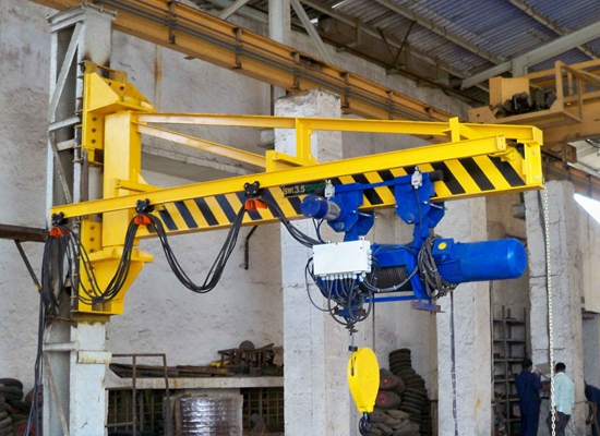 3 Ton Wall Mounted Jib Crane For Sale