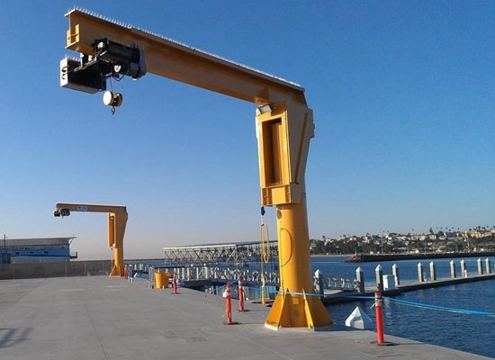5 Ton Fixed Jib Crane For Sale
