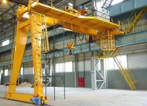 5 Ton Portable Gantry Crane For Sale