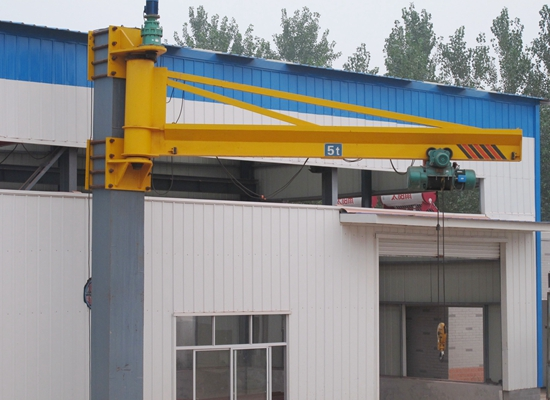 5 Tonne Wall mounted Jib Crane