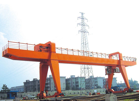 A Type Rail Gantry Crane