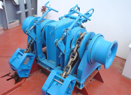 Anchor Winch Small Size